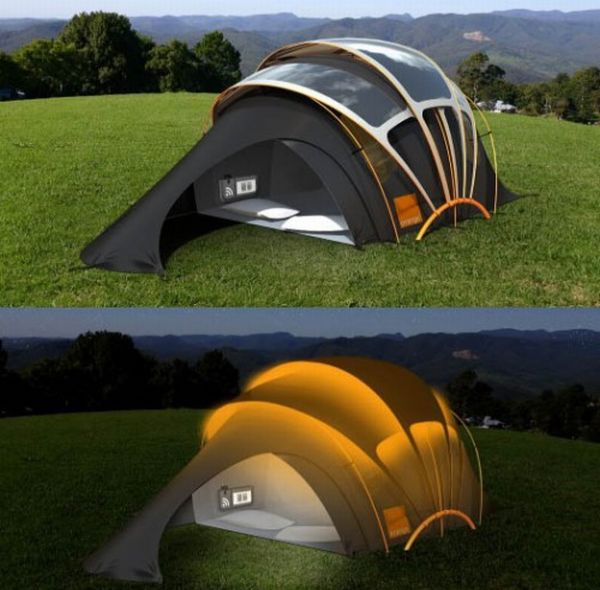 GO Green With Grow Tent!!!