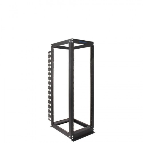 A Comparison Of Open Rack Frames And Enclosed Cabinets