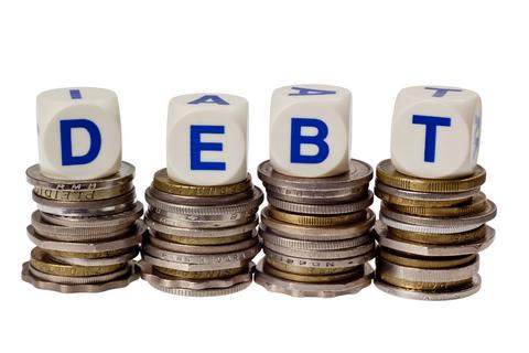 When Sunken In The Well Of Debts