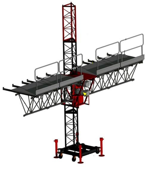 How To Choose The Right Aerial Lifting Platform