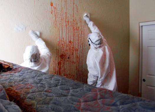 How Does Damage Control Inc Work At Crime Scene Cleanup