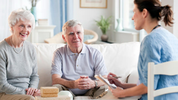 How To Talk About Elderly Care Options