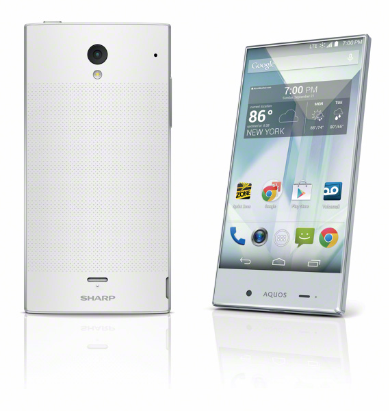 Sharp Aquos Crystal: For A Revolutionary Smartphone Screen
