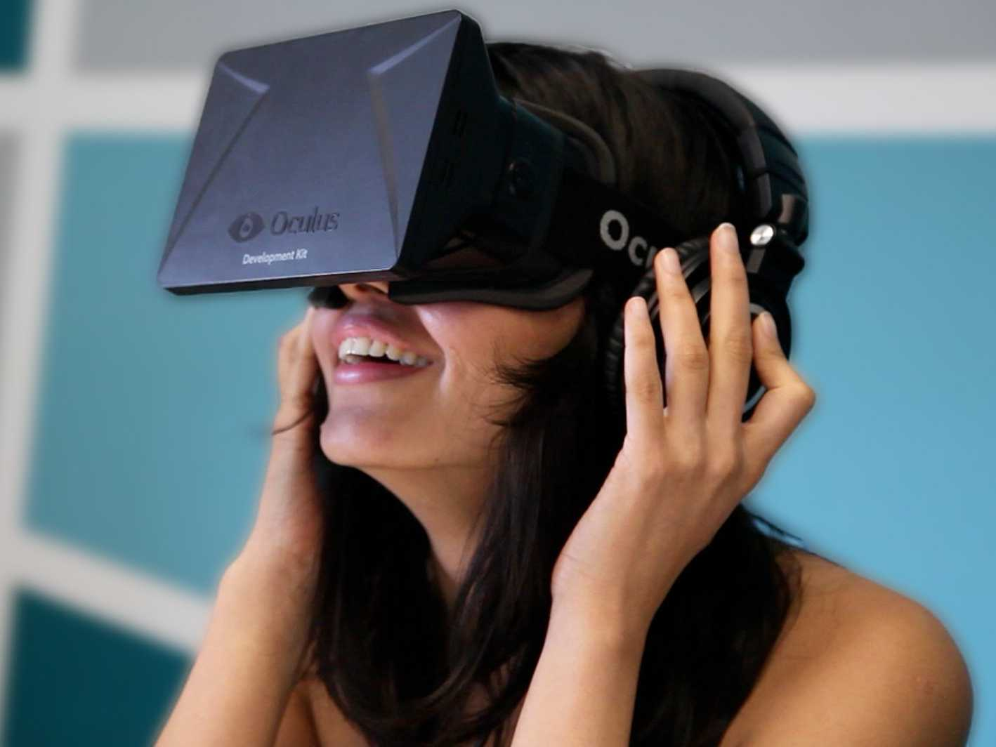 Virtual Reality: Facebook's Oculus To Take On Hollywood