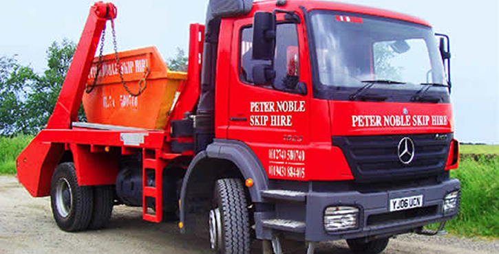 Skip Hire; What Are You Allowed To Put In A Skip?