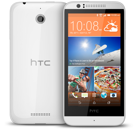 HTC Desire 510: A Decent Mid-range Android Phone
