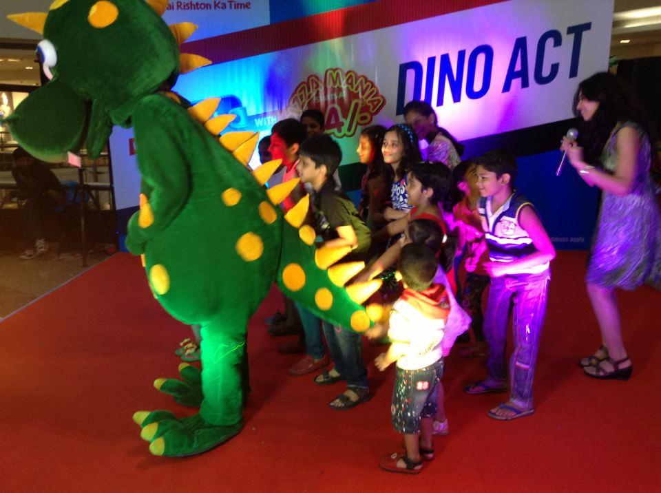 Being Careful Around Children's Entertainers