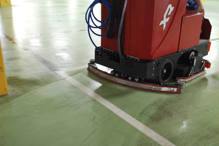 Various Uses Of Industrial Floor Cleaners