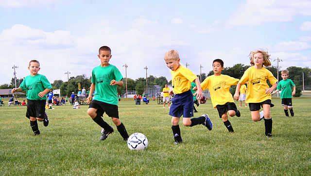 How Sport Can Help Your Child Settle In A New Area