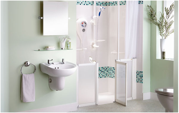 Various Types Of Bathrooms For Physically Challenged Persons