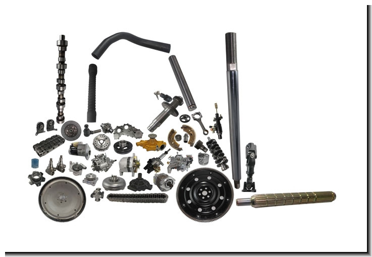 Essential Forklift Components & Their Functions