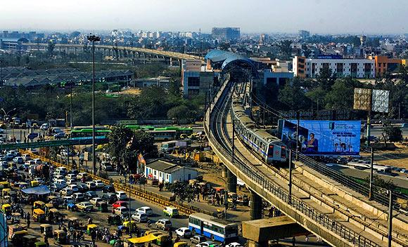 Delhi A Launching Pad For Marketing Professional