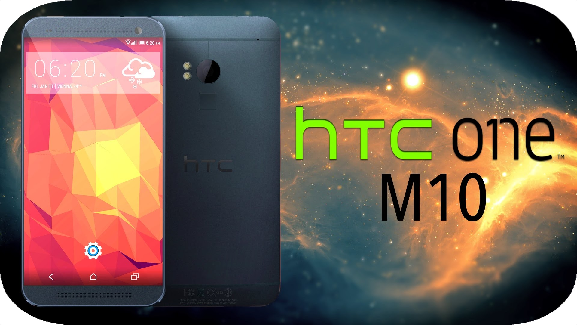 The Coming New Agent With The Last One: HTC One M10