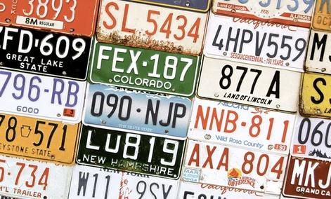 license plate lookup