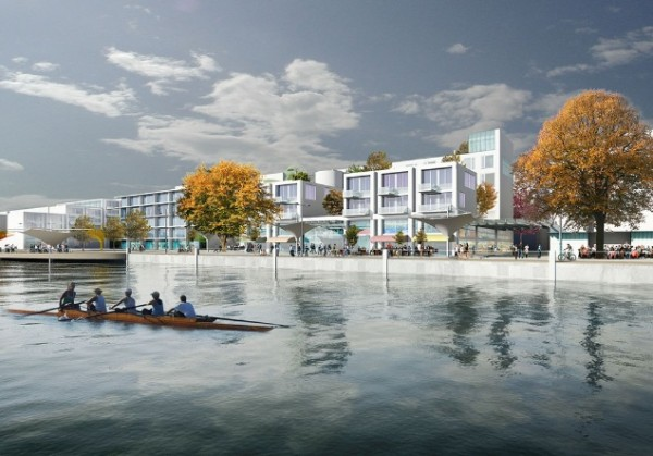 Will ABP's Royal Albert Docks Development Rival Canary Wharf