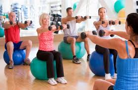 Healthy Fitness Workouts
