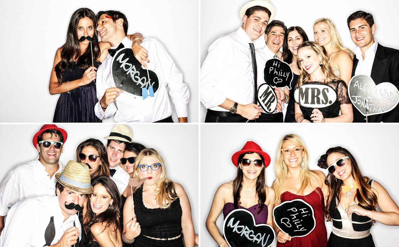 Best Way To Get Crazy Inside A Photobooth