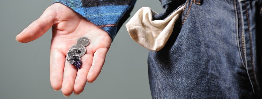 Alternative Choices When Customers Require Cash