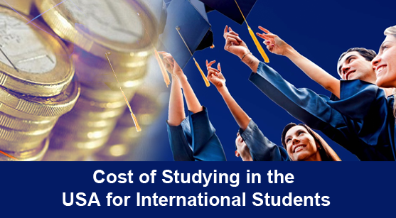 Living Cost In USA For International Students