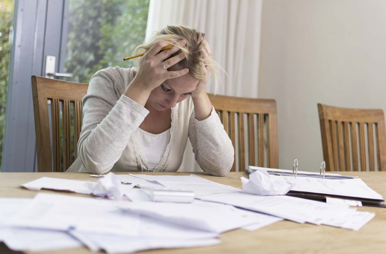 5 Things You Should Never Do When You Can Longer Make Your Mortgage Payments