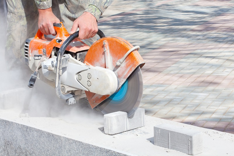 Concrete Cutting Saws