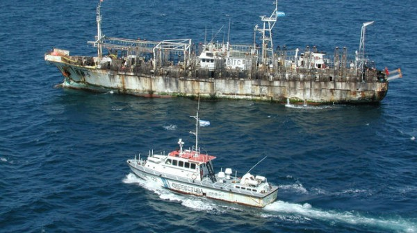 Fishing Wars! Will Our Seas Become The Next Battleground