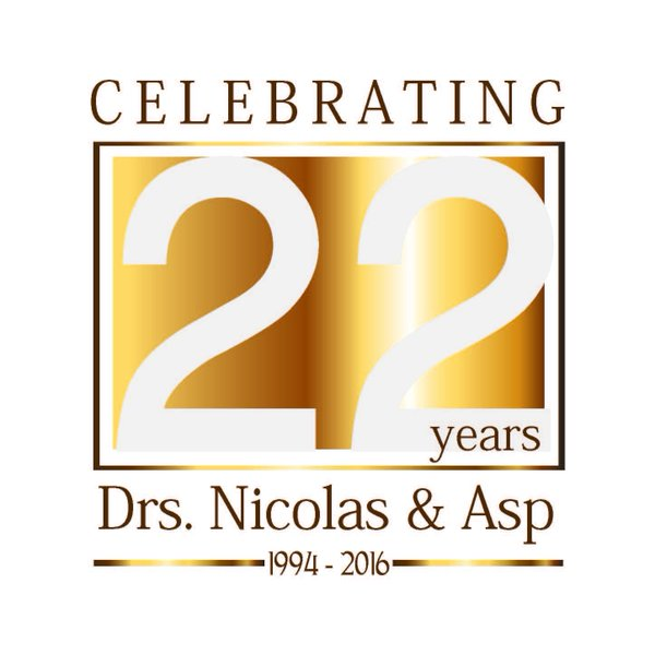 Drs. Nicolas & Asp Celebrating 22 Years Of Excellence and Quality Dental Solutions