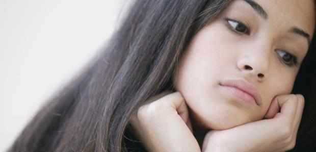 Thinking-girl