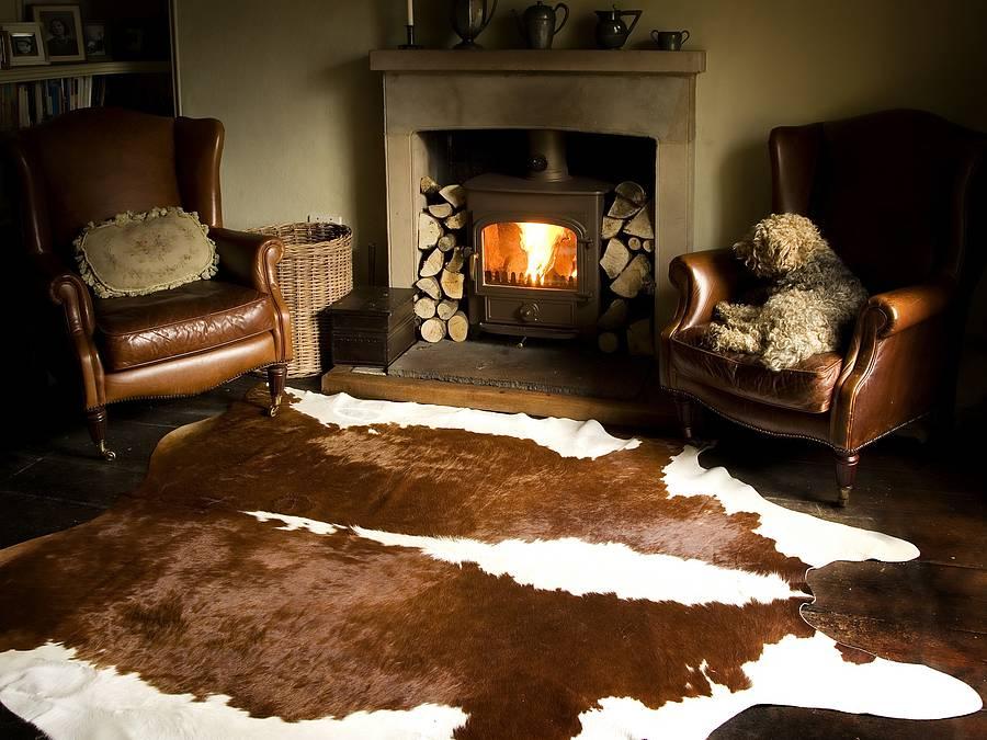 cowhide rug-1