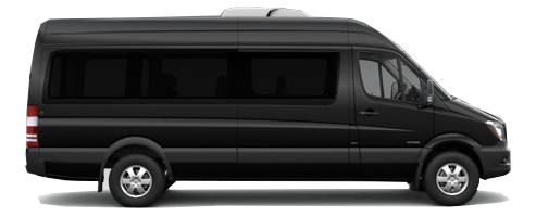 12 Passenger Sprinter Van Rentals