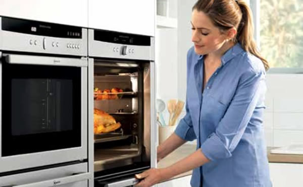 Small Kitchen Get A Slide And Hide Oven