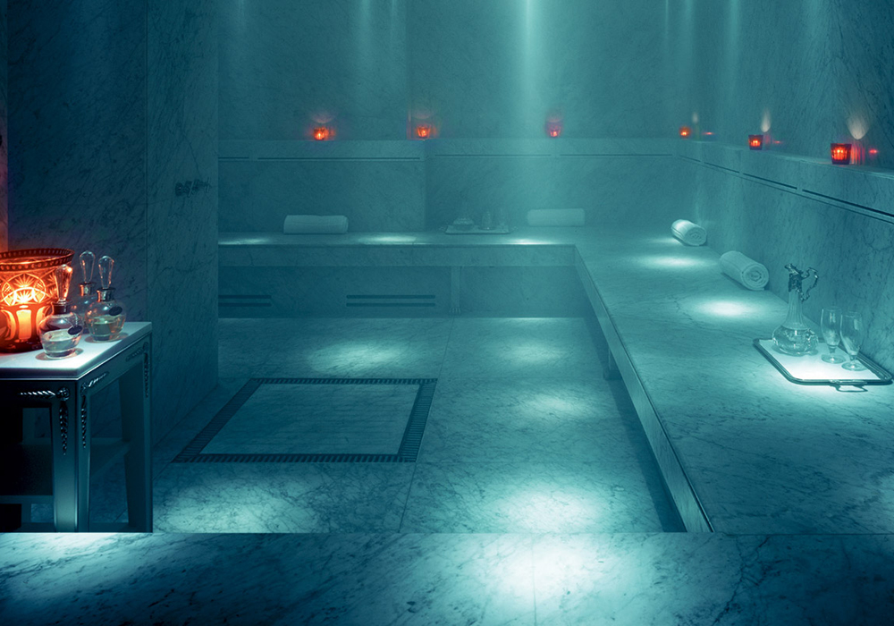 The Turkish Bath And Its Beneficial Effects