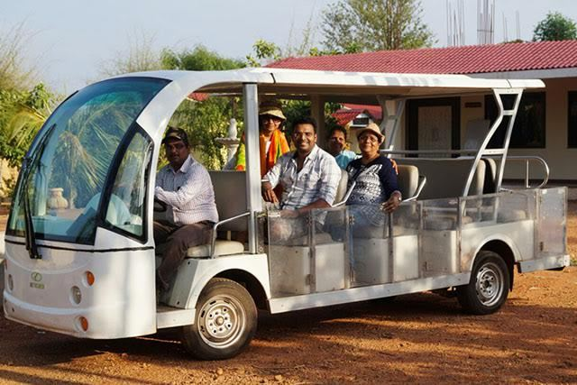 Eco-friendly Tadoba Accommodation Attracts Business Travelers To Take A Break In The Tiger Reserve