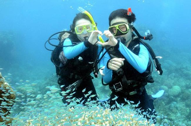 Scuba Diving Andaman