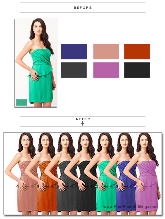 How E-Commerce Industry Is Benefitting from Retouching of Pictures