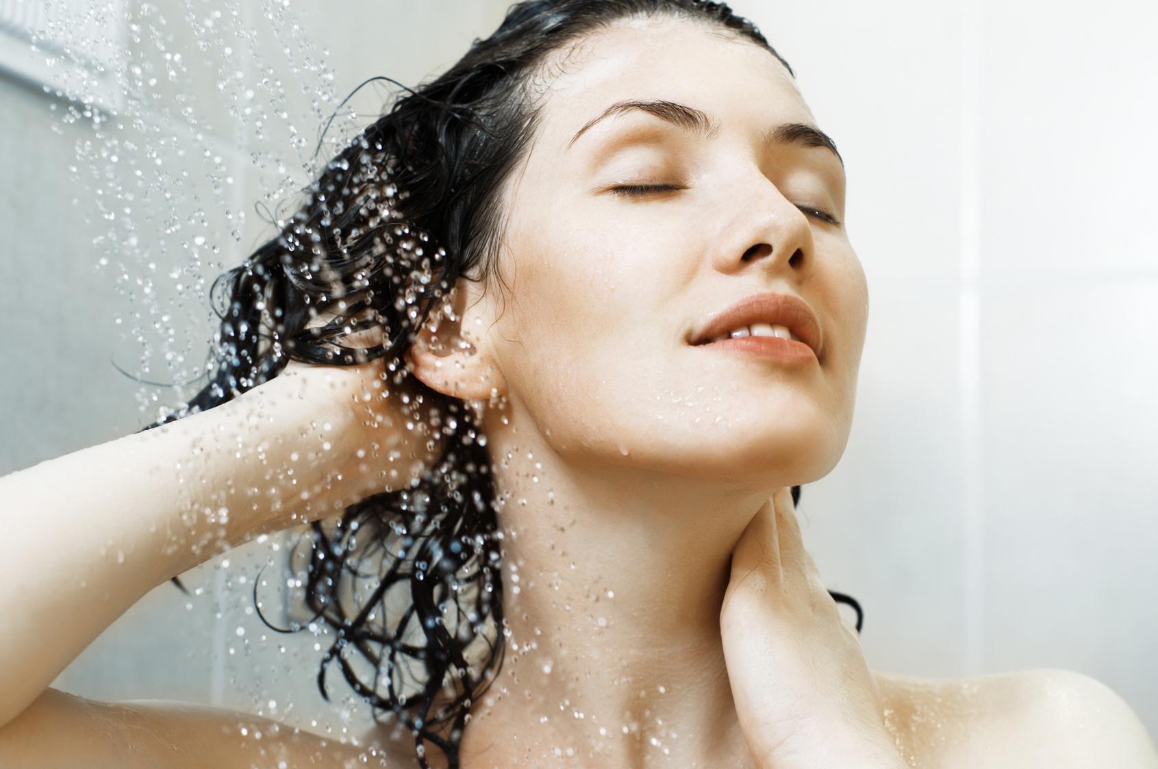 free shampoo and conditioner