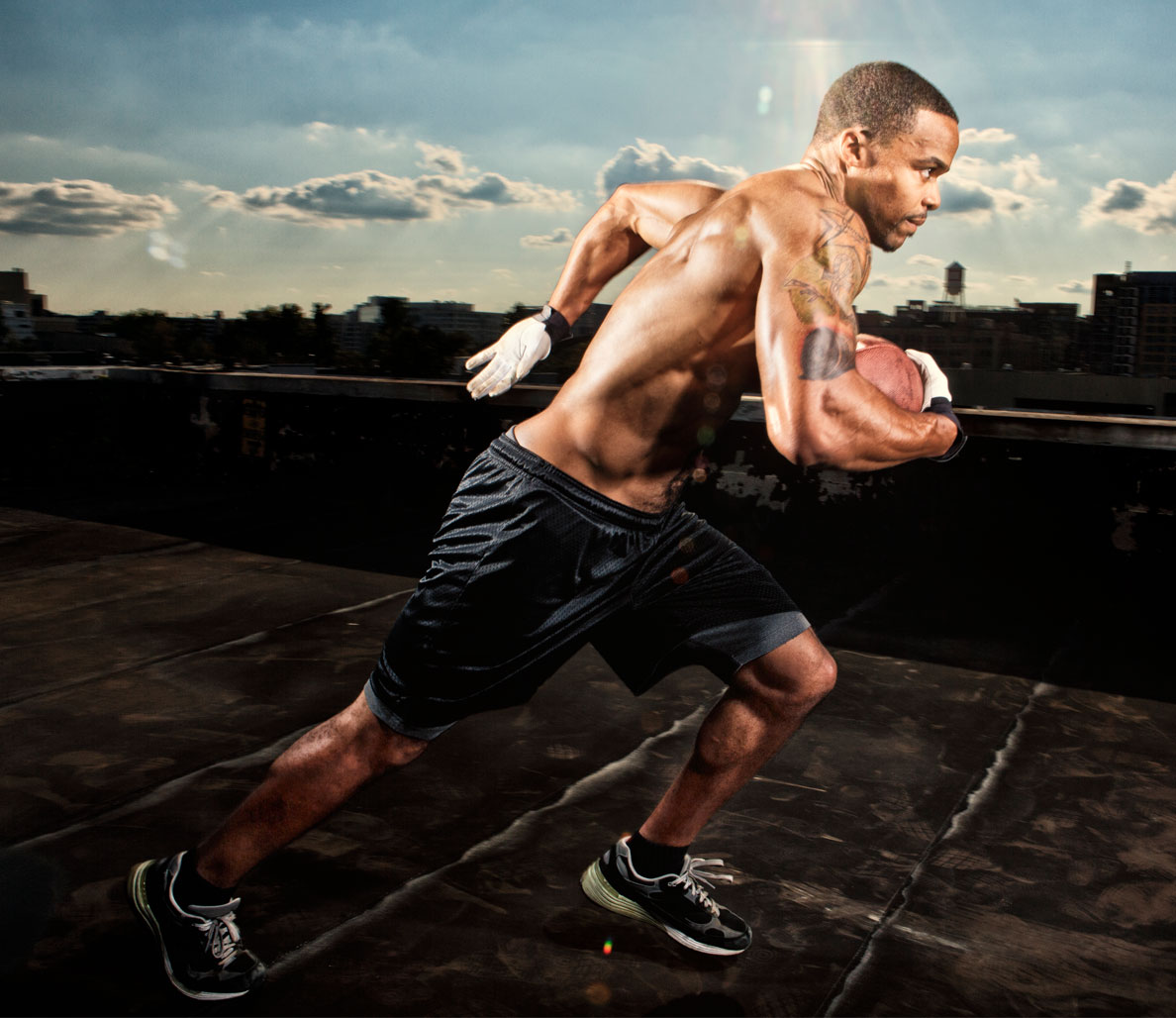 Want To Be Like Your Favorite NFL Player- Fitness Tips To Follow!