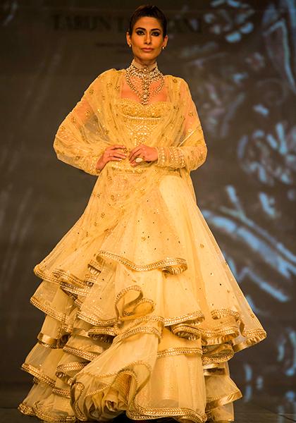 Designer Lehengas from The Couture Of Tarun Tahiliani