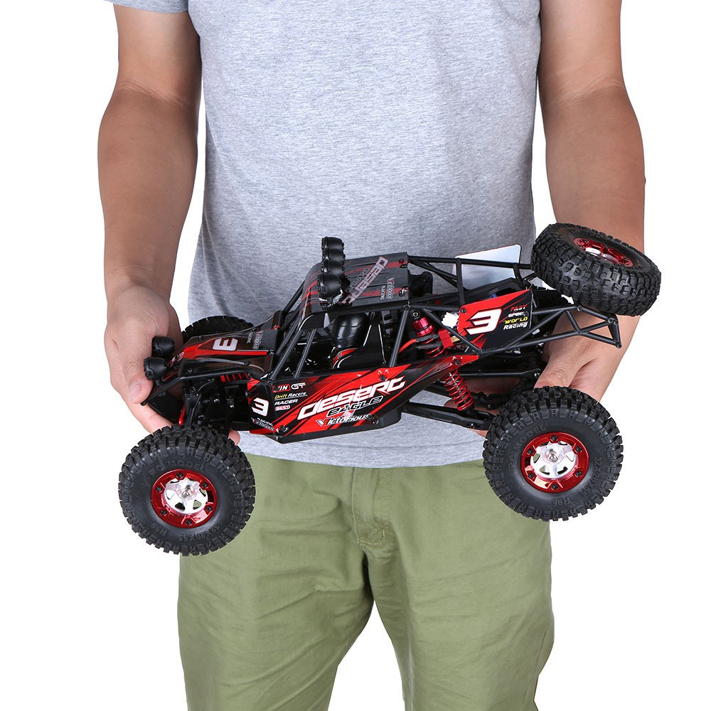 Review Of The FEIYUE FY-03 EAGLE-3 –Off-road RC Car