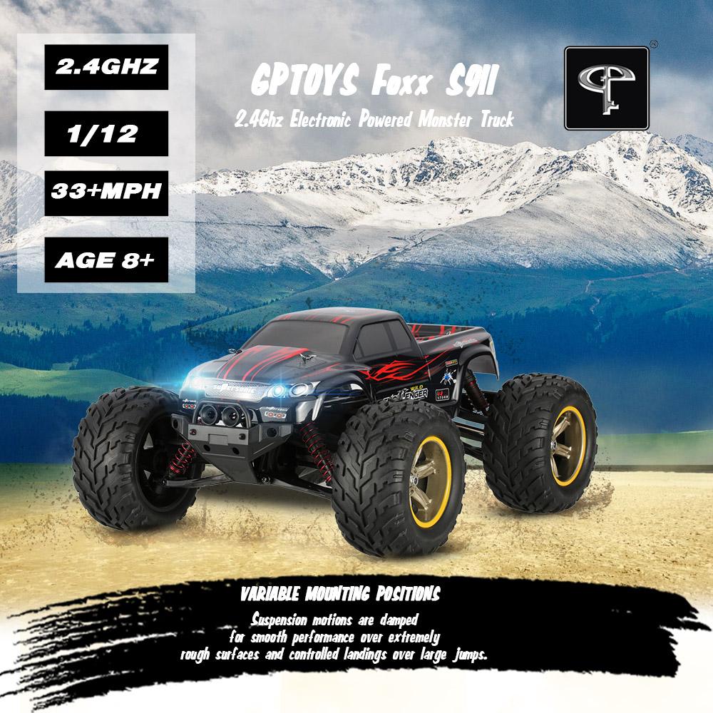 GPTOYS FOXX S911REVIEW