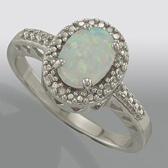 What To Know About Lab Created Opal Jewelry