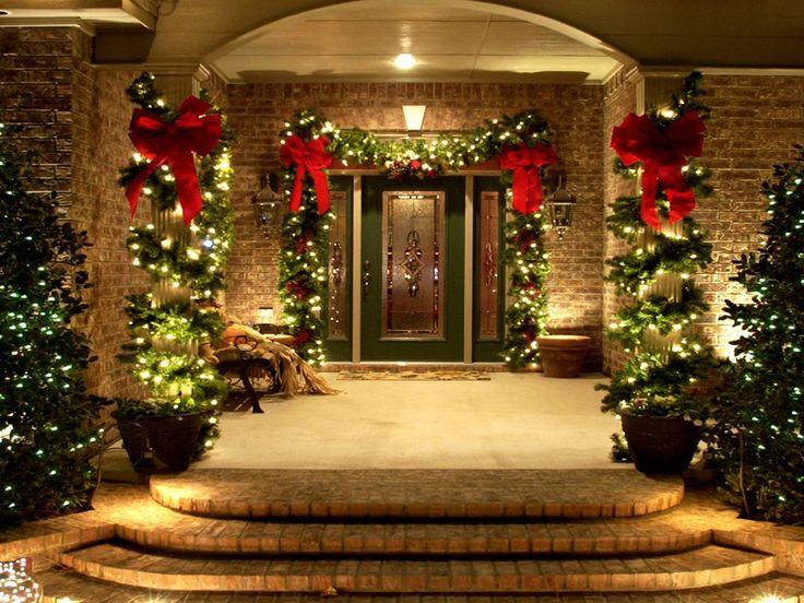 Lighting Your Home For Christmas
