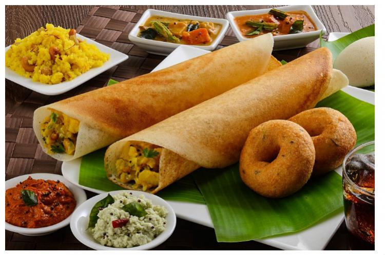 Healthy South Indian Breakfast