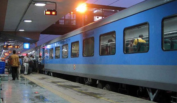 Procedure To Follow For Booking A Train Ticket