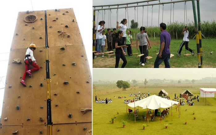 Enthrall Yourself With Adventure Sports Near Delhi