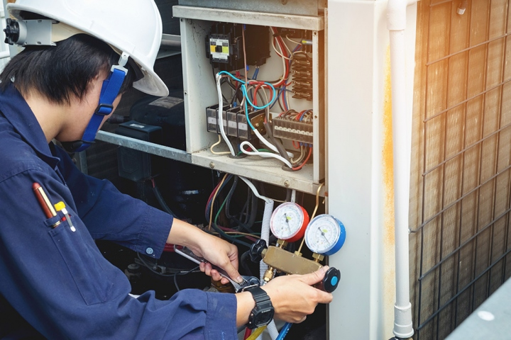 What Are The Most Common Repairs That An Air Conditioning Unit Will Undergo?