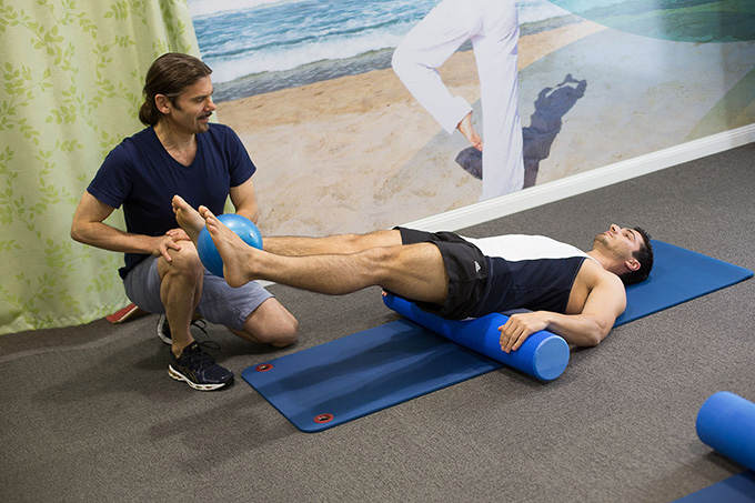 A Physiotherapist's Take On The Foam Roller