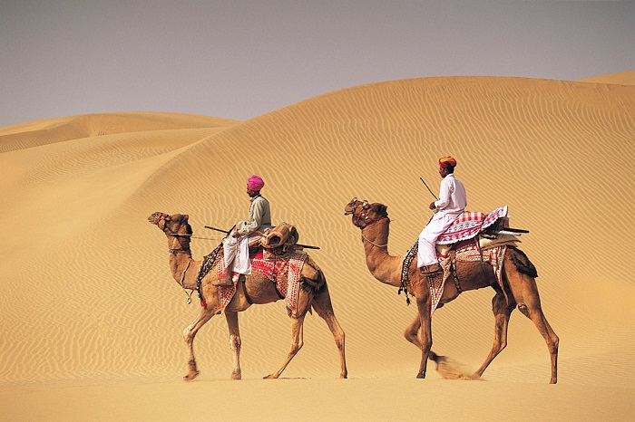 How To See Rajasthan By Palace On Wheels Train