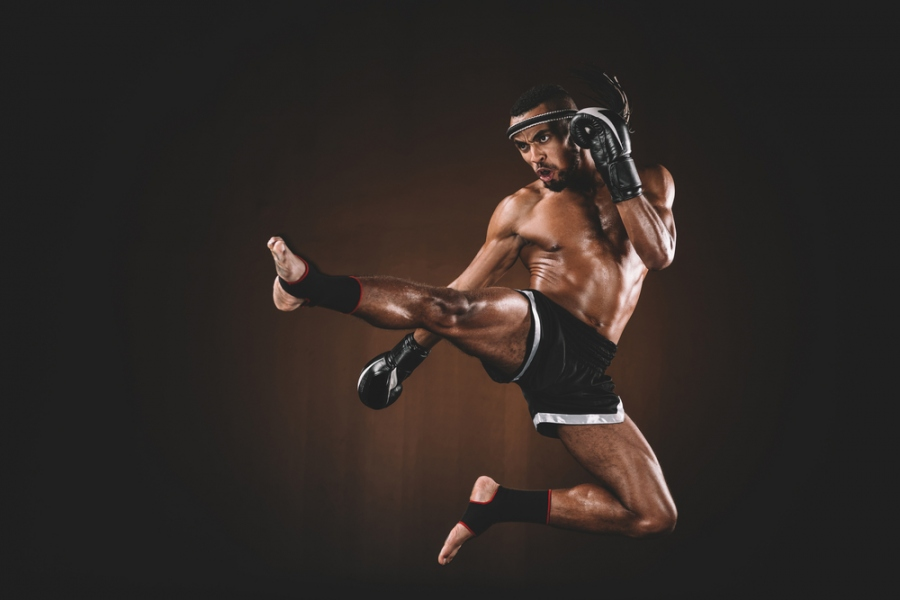 Live A Healthy Life With Gym Of Muay Thai Program